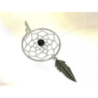 Dream catcher pendant