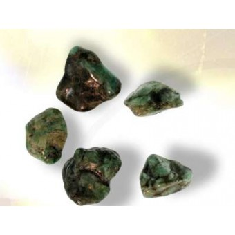 Emerald for lithotherapy