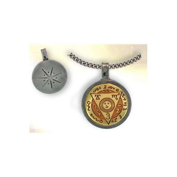 Talisman du voyage bijoux esot riques for Portent of item protection