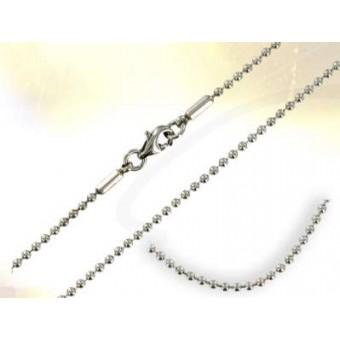 Steel ball link chain