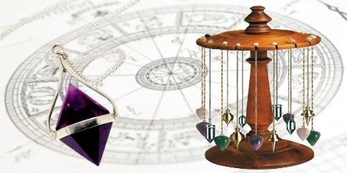 Pendules voyance et médium
