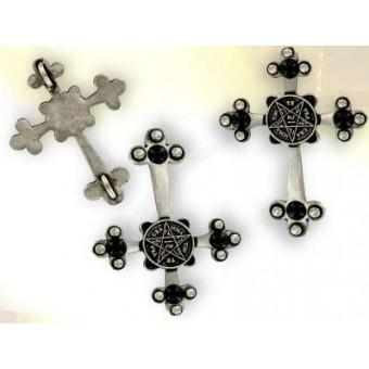 Croix de la lumière obscure