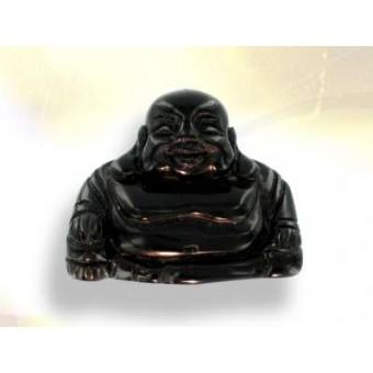 Bouddha  onyx noir