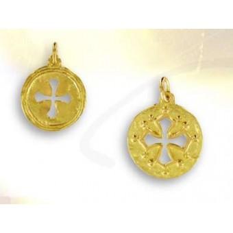 Gold Occitane medal
