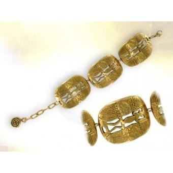 TELEI bracelet PAPUAN art