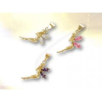 Fée or couleur de pierre au choix